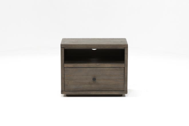 Dylan 1-Drawer Nightstand - 360