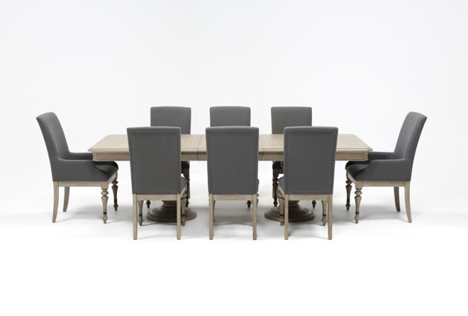 Caira 9 Piece Extension Dining Set - 360