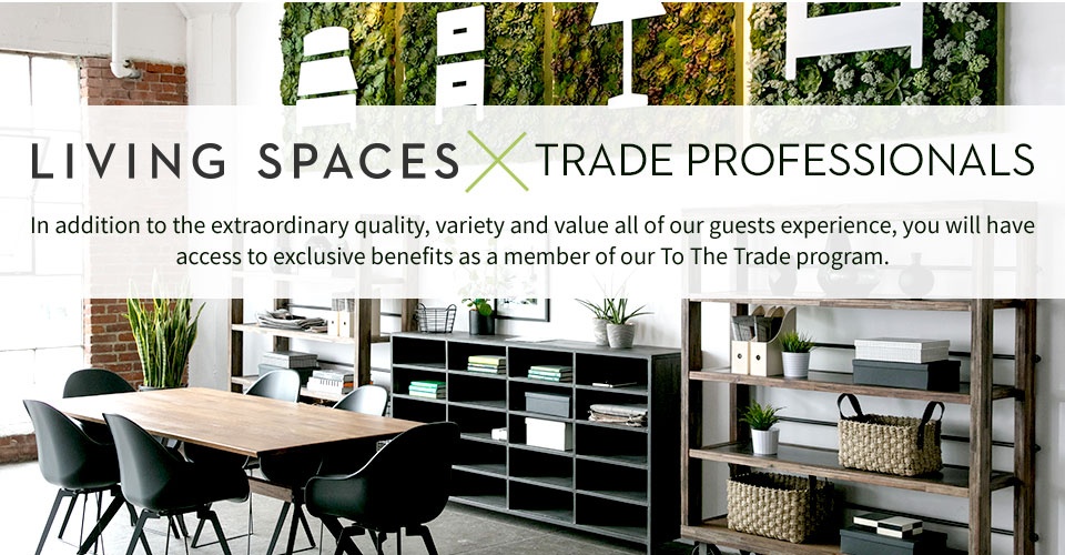 Living Spaces Trade Professionals