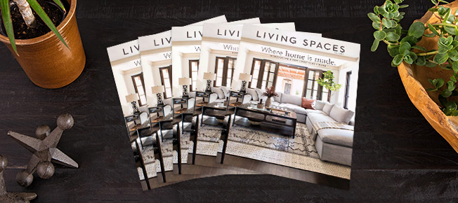 Living Spaces Outdoor Catalog
