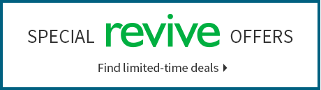 Special revive offers. Find limited-time deals.